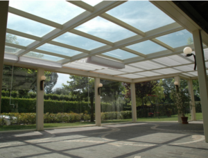 copertura a tetto luce schuco fw50